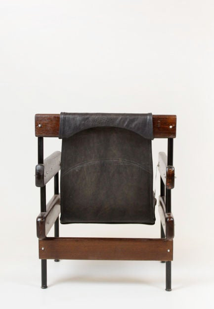 Pair Of Quot Iab Auditorium Chairs Quot By Sergio Rodrigues At 1stdibs