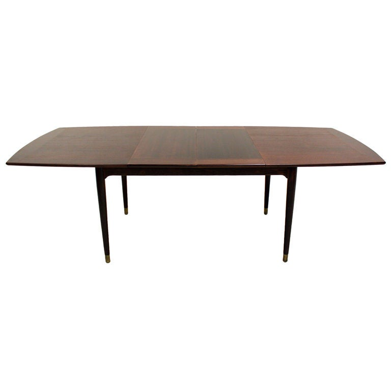 Mohagany Dining Room Table