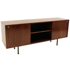 Rosewood cabinet Brazilian production for Knoll