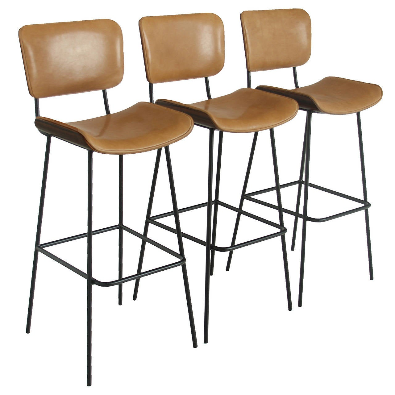 The Steel Cojo Stool by Thomas Hayes Studio For Sale 2