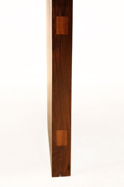 Live Edge Dining table by Zanini de Zanine In Excellent Condition For Sale In Hollywood, CA