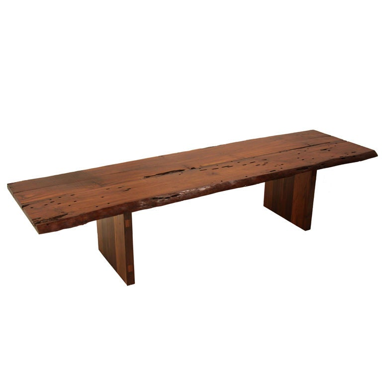 Live Edge Dining table by Zanini de Zanine