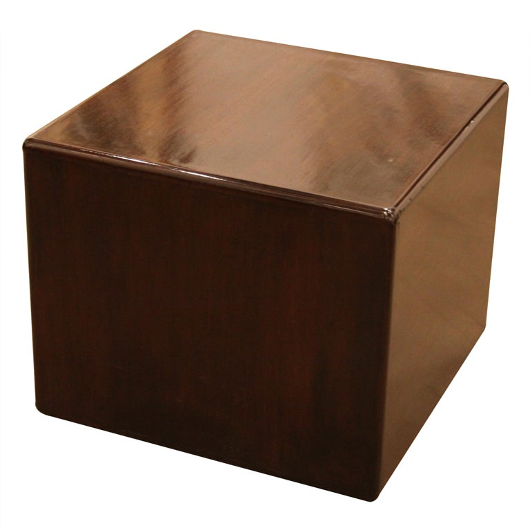 Exotic Wood Side Table Or Coffee Table By Sergio Rodrigues At 1stdibs