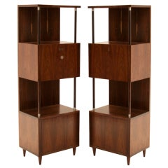 Brazilian Rosewood Bar or Cabinet by Joaquim Tenreiro