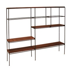 Shelving unit by Muriel Coleman for California Contemporary