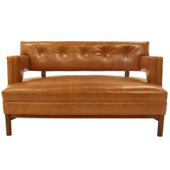 Sophia Settee by Thomas Hayes Studio