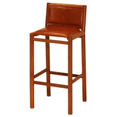 Set of Solid Wood Bar Stools by Celina Moveis Decoracoes