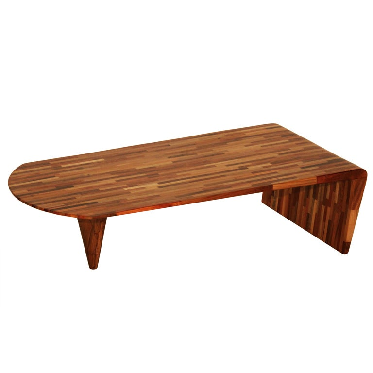 """Uai"" Coffee Table by Tunico T. For Sale"