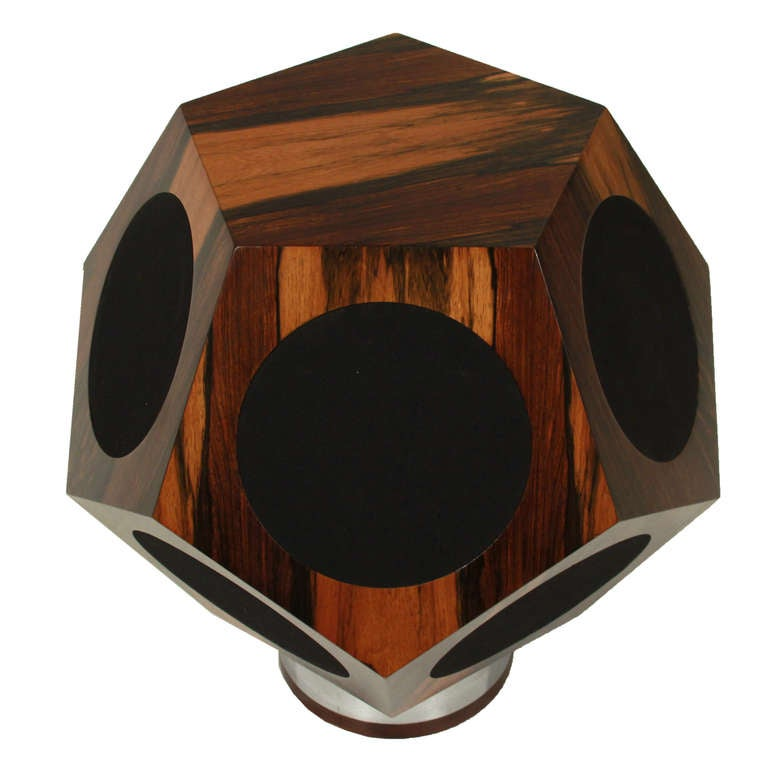 Extremely Rare Design Acoustics D-12 Dodecahedron Omnidirectional Speaker 3