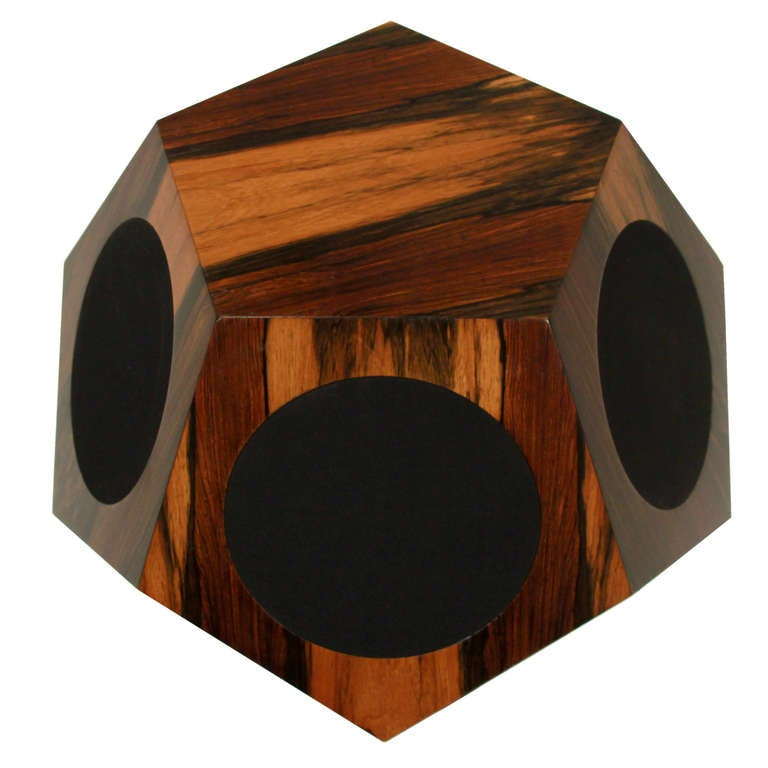 Extremely Rare Design Acoustics D-12 Dodecahedron Omnidirectional Speaker 4