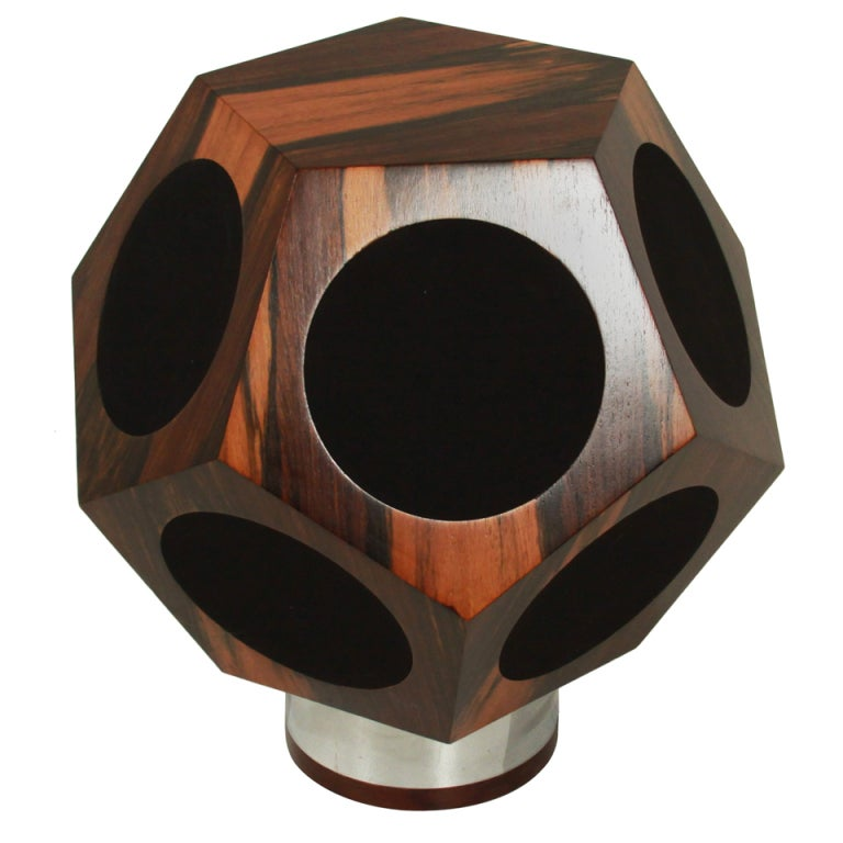 Extremely Rare Design Acoustics D-12 Dodecahedron Omnidirectional Speaker 1