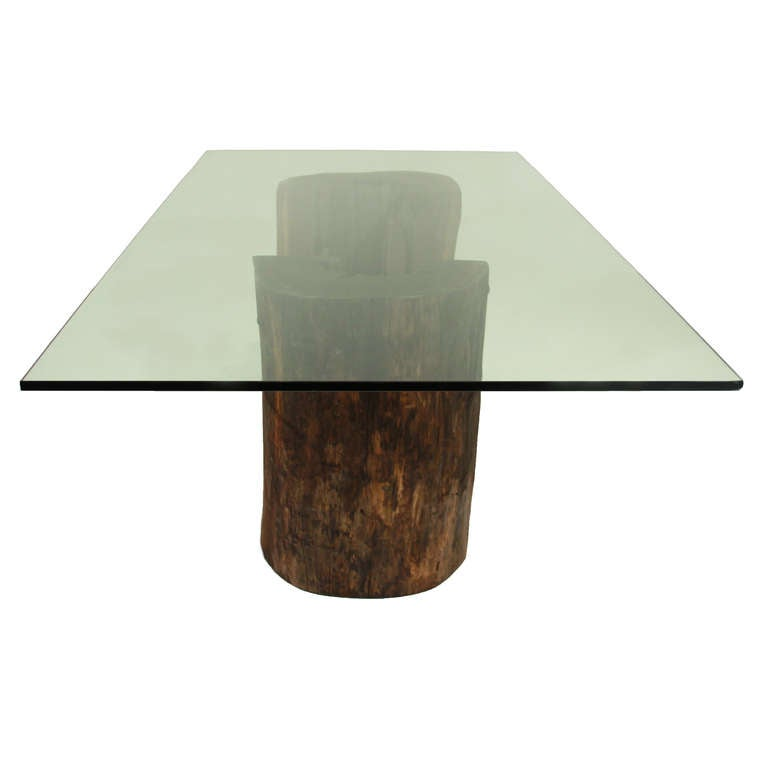 glass top pedestal dining room table 28 images dining  : Tunicodiningtableglass02l from wallpapersist.com size 768 x 768 jpeg 17kB