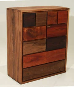 "Solid multi-wood ""Nita"" dresser"