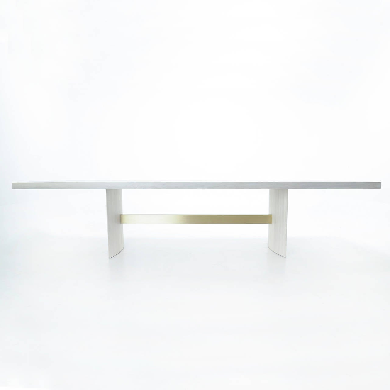 Jantar Alloy Dining Table by Thomas Hayes Studio 2