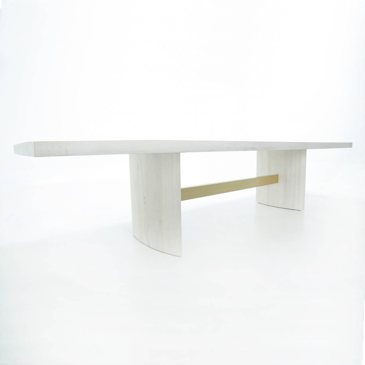 Jantar Alloy Dining Table by Thomas Hayes Studio 3
