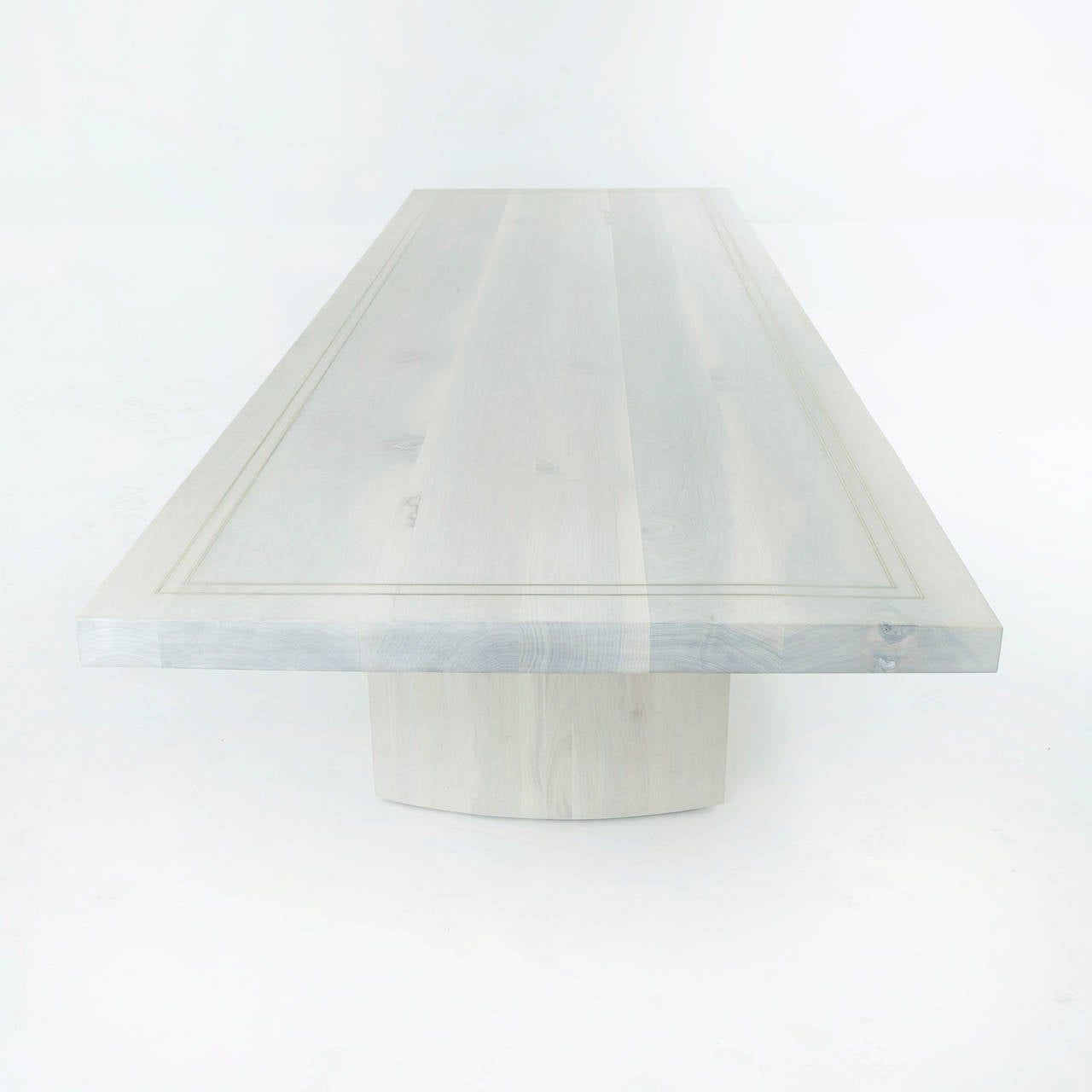Jantar Alloy Dining Table by Thomas Hayes Studio 8