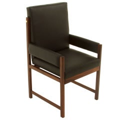 The Basic Captains Chair by Thomas Hayes Studio