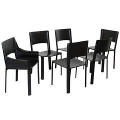 De Couro of Brazil Dining Chairs