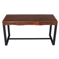 Angled Quadrar Desk by Thomas Hayes Studio