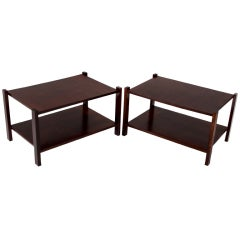 Celina Rosewood Side or End Tables from Brazil