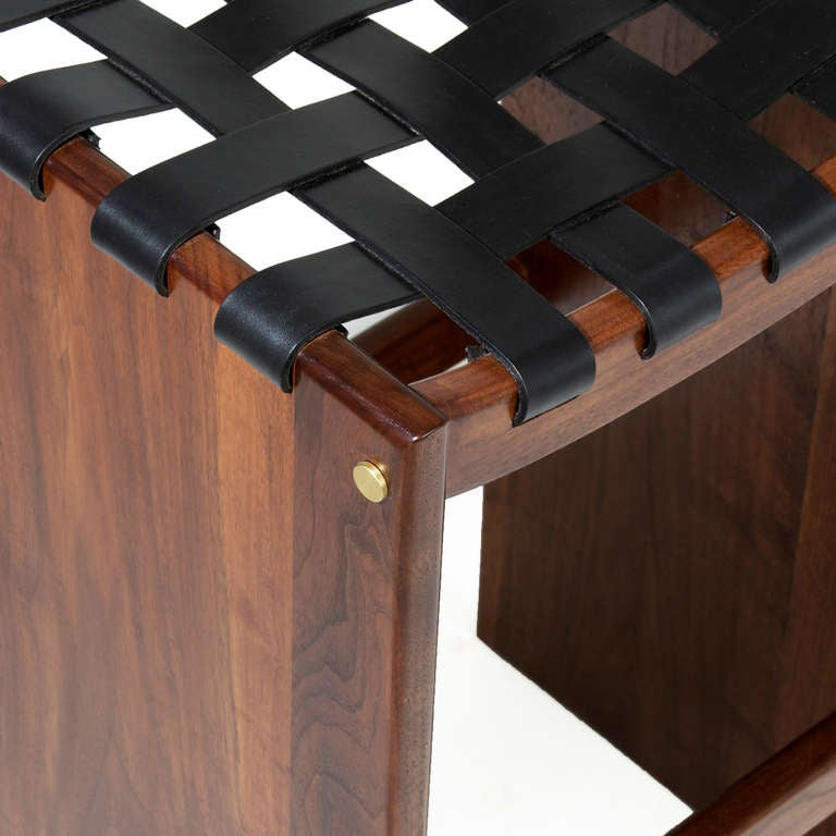 The Plank Stool By Thomas Hayes Studio At 1stdibs