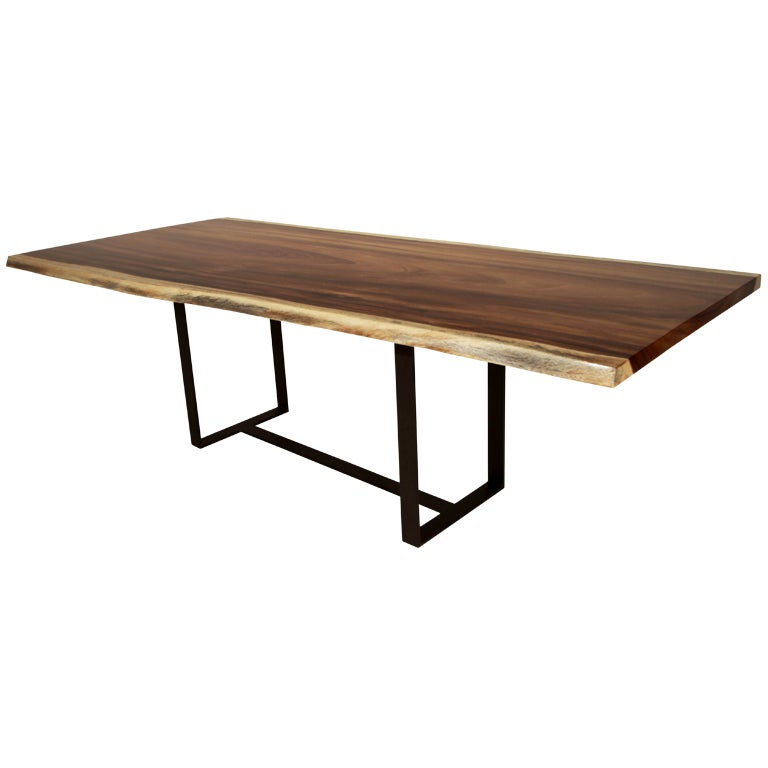 Custom Colyer Dining Table In Caro Caro By Thomas Hayes