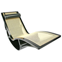 "Vintage ""Rio"" chaise longue by Oscar Niemeyer"