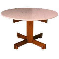 """""""Alex"""" Dining Or Center Table By Sergio Rodrigues"""