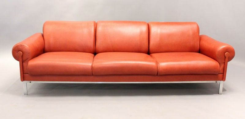 Orange Sofa And Loveseat 175fsncu Sofa The Honoroak