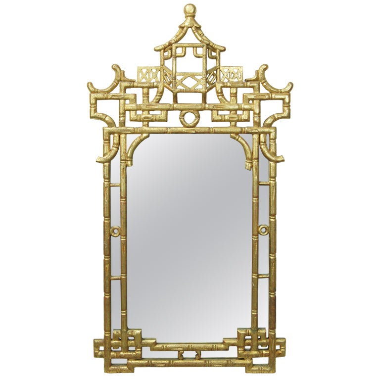 Chinoiserie Mirror 1