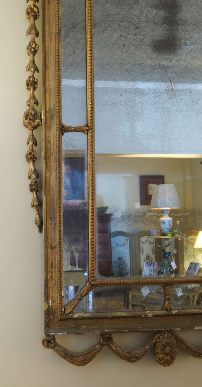 Period adam style mirror for sale at 1stdibs for Adam style mirror