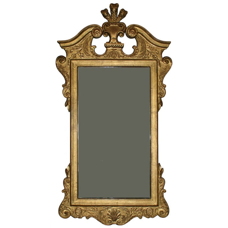 georgian style giltwood mirror at 1stdibs