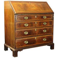18th Century English Slant Front Desk