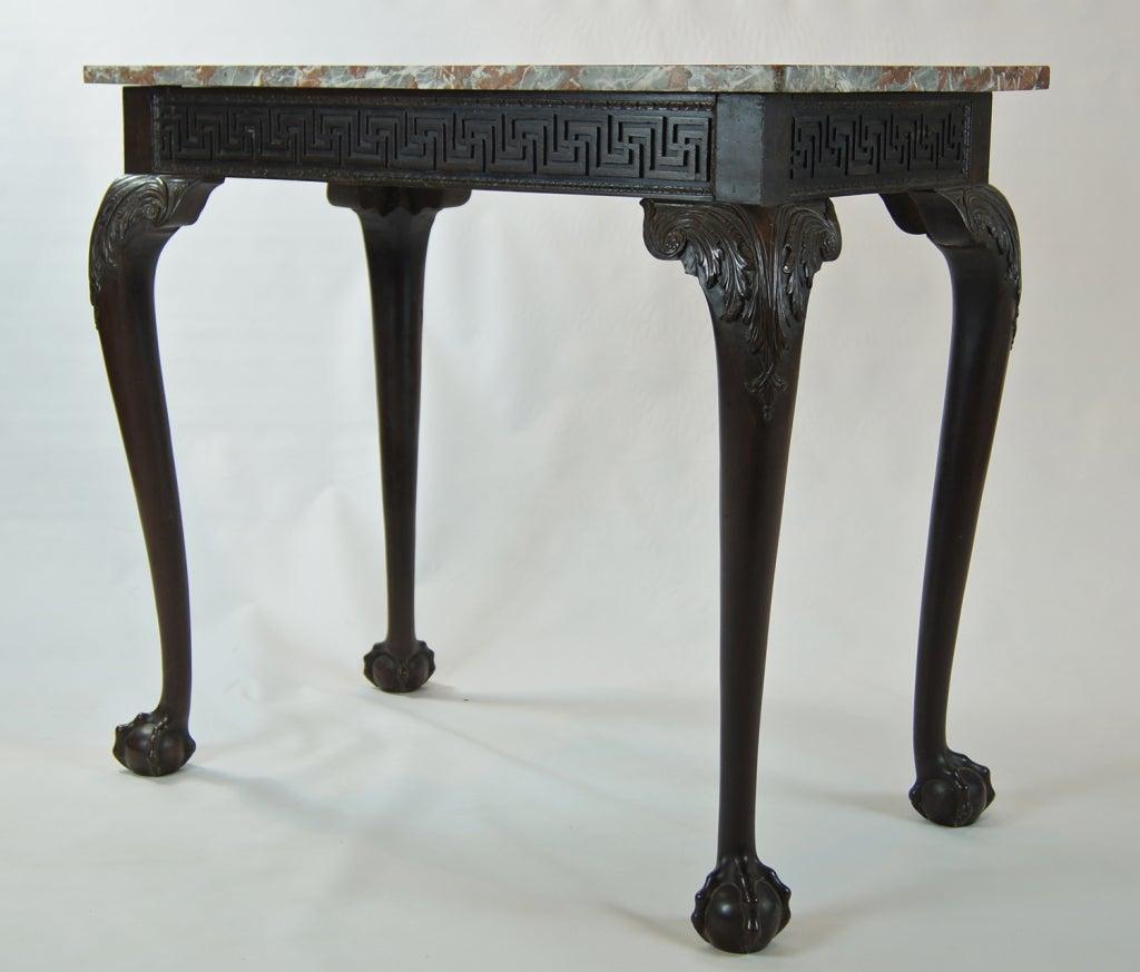 Irish george iii console table at 1stdibs for Sofa table ireland