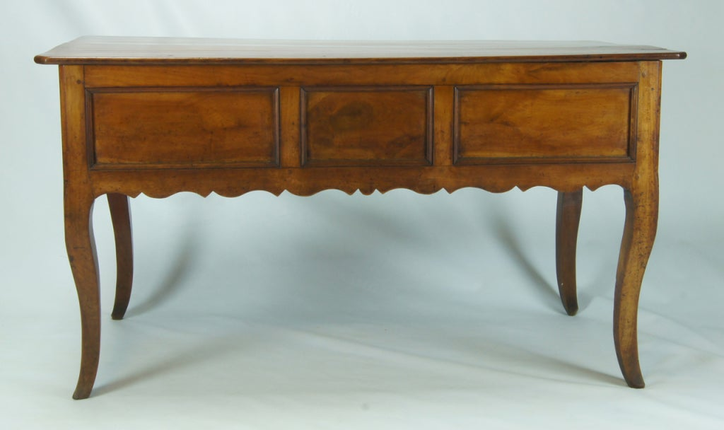 Cherry Early 19th Century, French Provincial Writing Desk For Sale