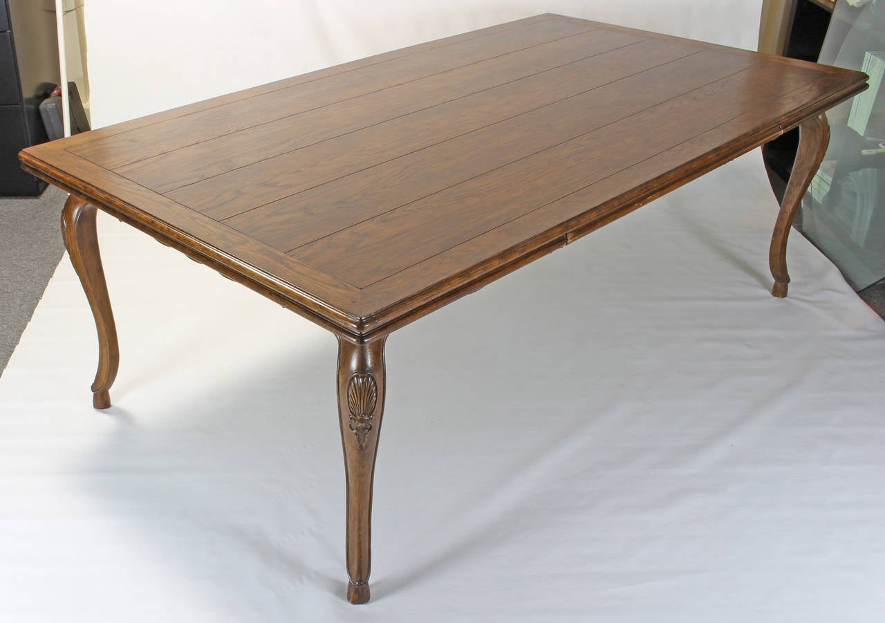 Large French Style Extension Dining Table at 1stdibs : IMG0928l from www.1stdibs.com size 1280 x 901 jpeg 84kB