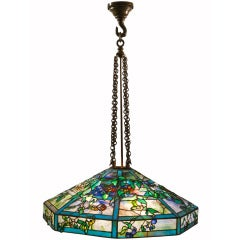 Tiffany Studios Chandelier At 1stdibs