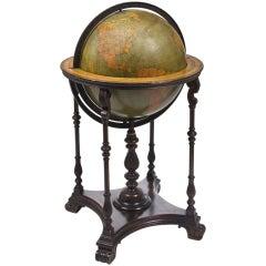 Terrestrial Library Floor Globe