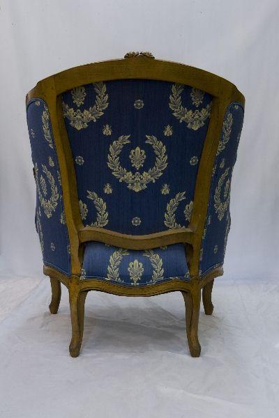 Vintage Deco Period Louis Xv Style Petite French Salon