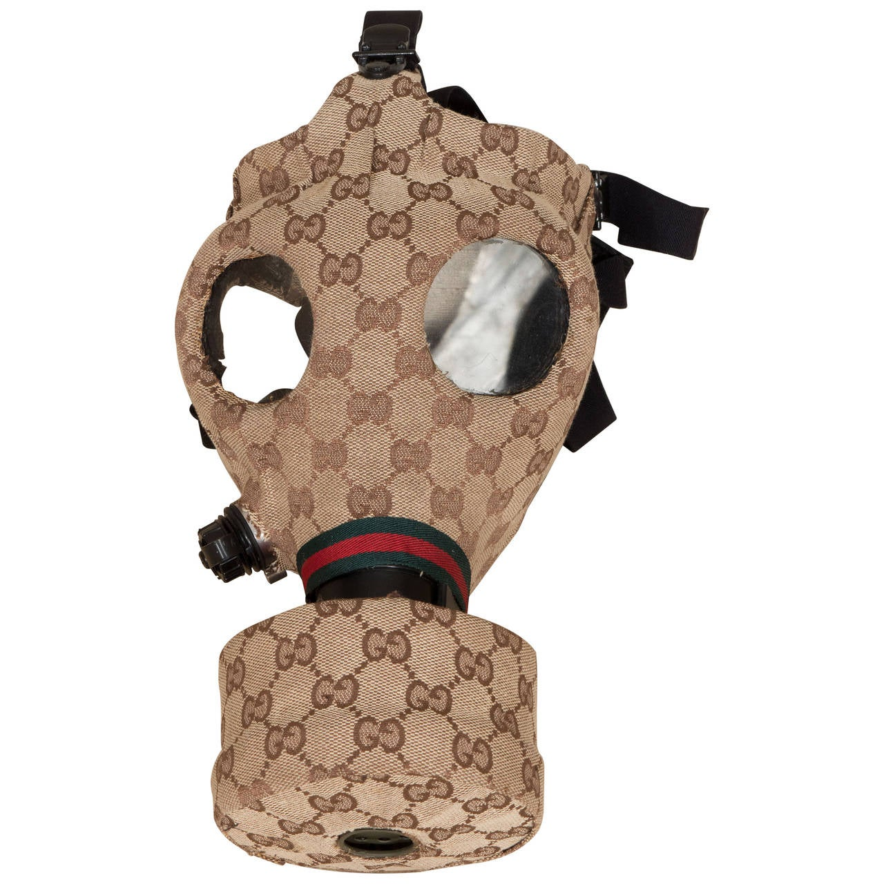 King Poster Bedroom Set Gas Mask By Gucci At 1stdibs