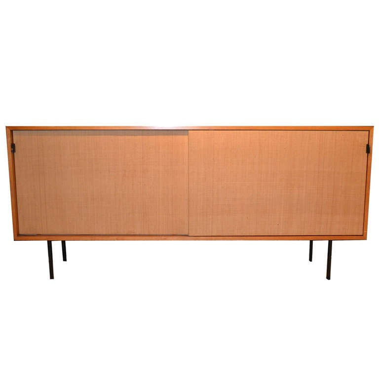 Mid Century Credenza attributed to Florence Knoll