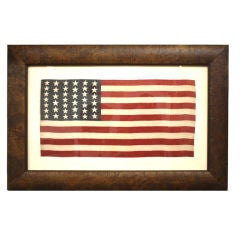 """39 Star """"Unofficial Count"""" American Flag"""