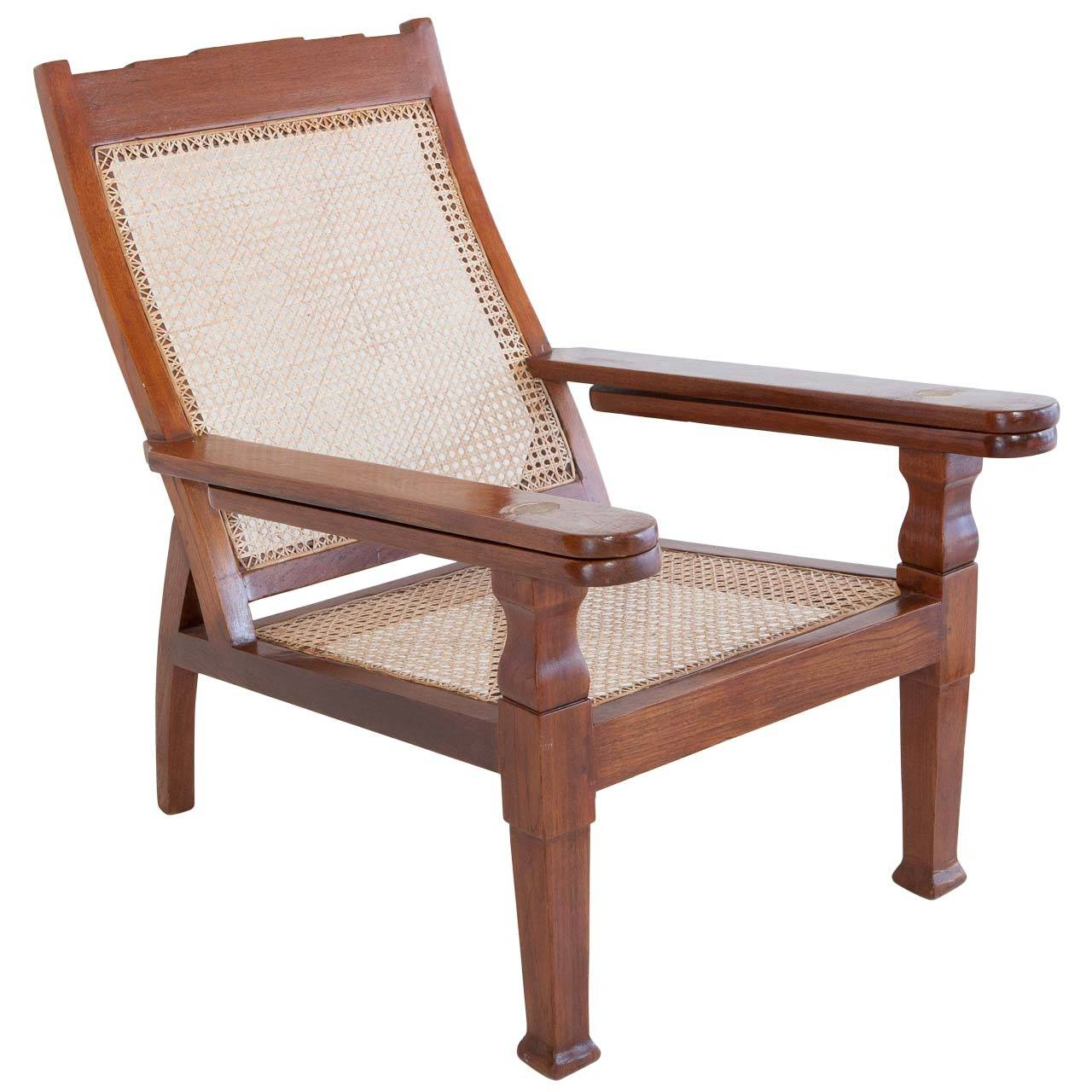 Anglo Indian Teak Plantation Chair at 1stdibs : 1518292l from www.1stdibs.com size 1280 x 1280 jpeg 124kB