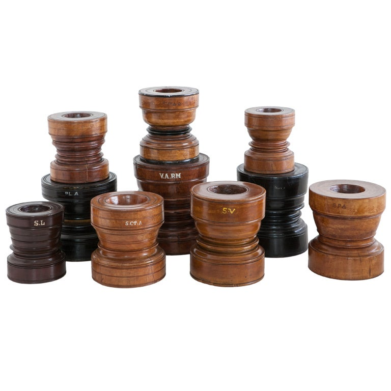 South Indian Small Rice Grinders At 1Stdibs-3118