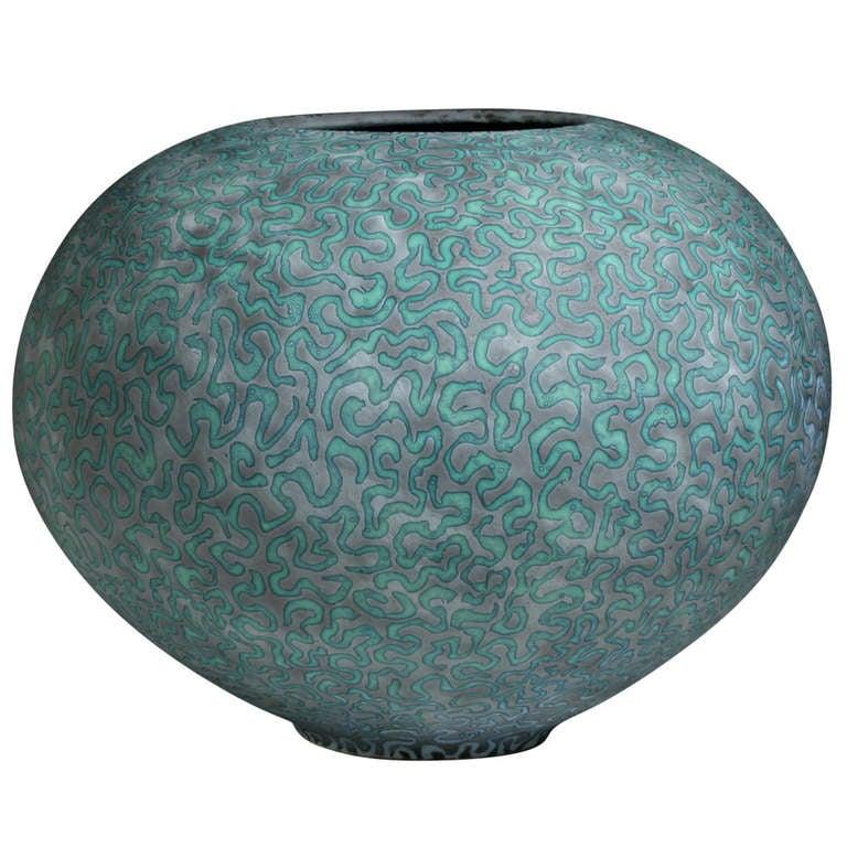 Vase by Peter Beard