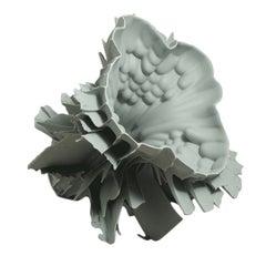 Modern Ceramic Flower by Zsolt Jozsef Simon
