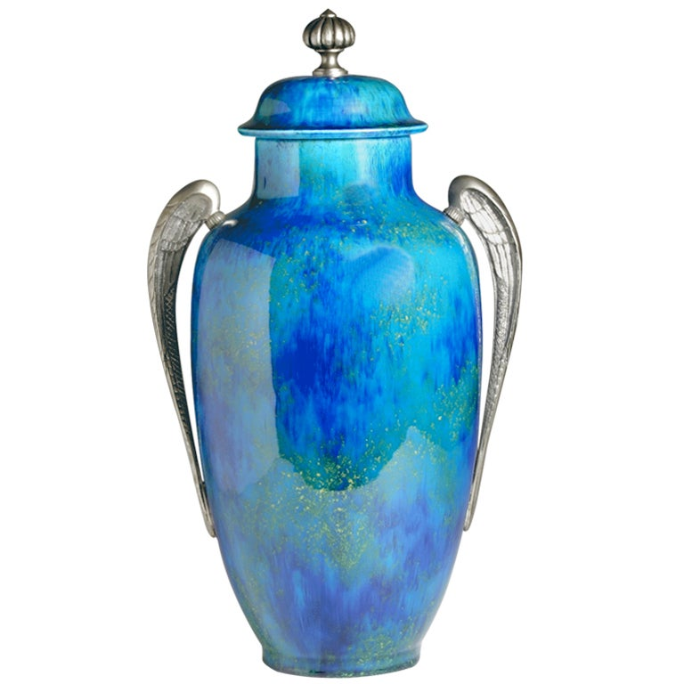 Sèvres Art Deco Vase and Cover