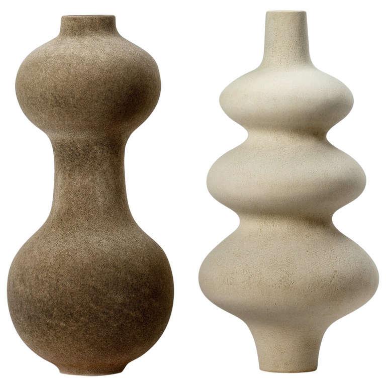 """""""Balustrade Vases II"""" by Turi Heisselberg Pedersen"""