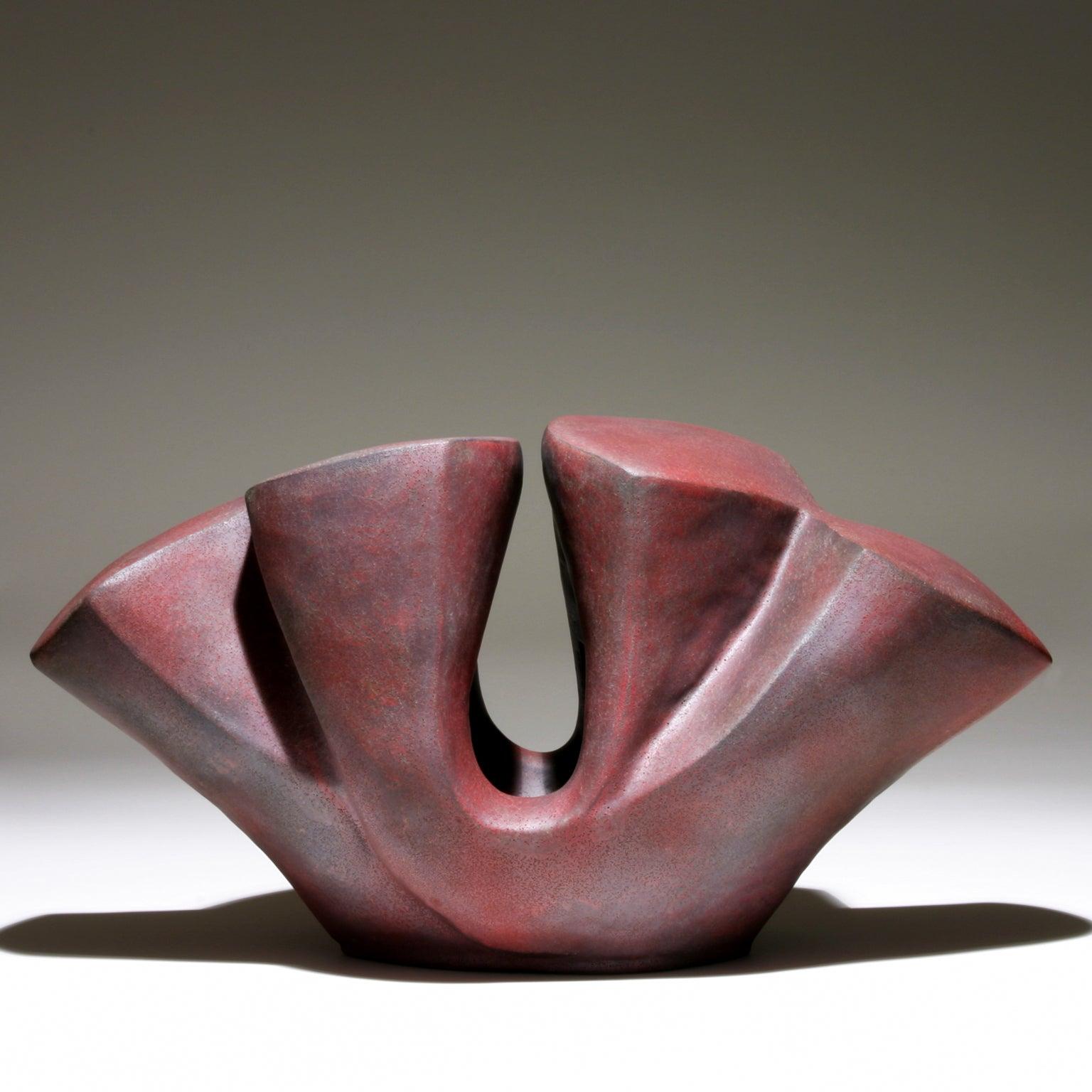 Modern Ceramic Sculpture by Jerilyn Virden
