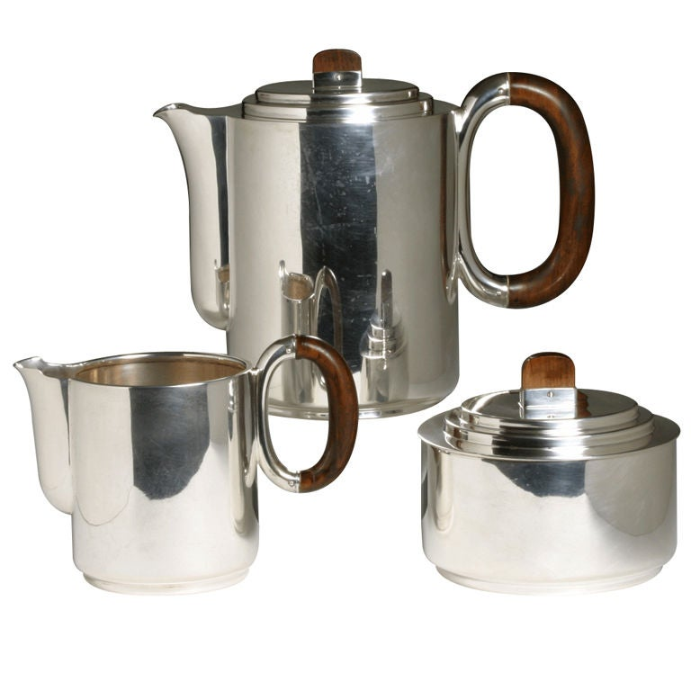 Art Deco Coffee Set For Sale At 1stdibs